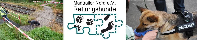 Mantrailer Nord e.V. Rettungshunde